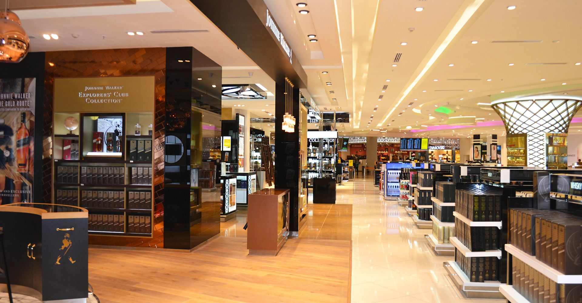 Duty Free Shops at Airports