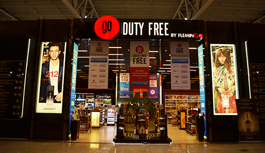 GO Duty Free is now Free