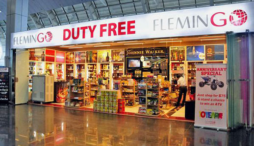 Industry and Consumer Perceptions on Duty Free Shopping in India